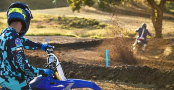 YAMAHA YZ125 2020 motocross hjól