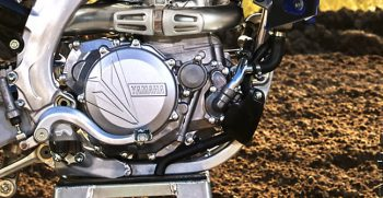 Yamaha YZ450 F 2020 árgerð Motocross hjól