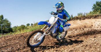 YAMAHA YZ85LW 2020 motocross hjól
