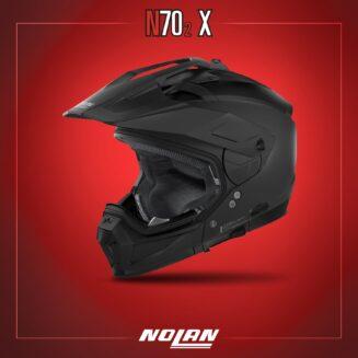NOLAN N70-2-X mótorhjólahjálmur