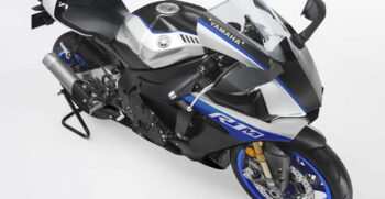 Yamaha YZF R1M 2019 árgerð racer mótorhjól götuhjól