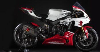 Yamaha YZF R1 2019 árgerð racer mótorhjól götuhjól