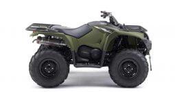 Yamaha Kodiak 450 IRS dráttarvél  græn