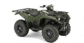 Yamaha Kodiak 700 EPS Alu götuskráð traktor hjól