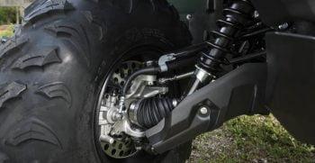 Yamaha Grizzly 700 EPS 2020 grænt