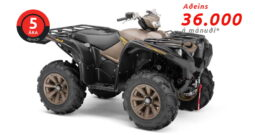 Yamaha Grizzly 700 EPS SE 2020