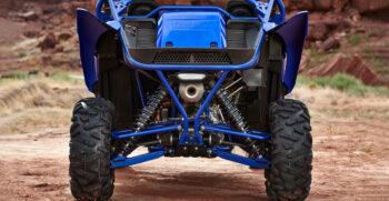 Yamaha YXZ1000R SS buggy 2021 árgerð blár
