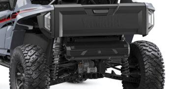 Wolverine® RMAX™2 1000 torfærutæki buggy frá Yamaha